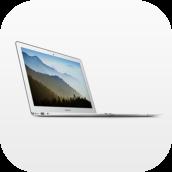 Баннер «MacBook Air» для Ютинет.Ру